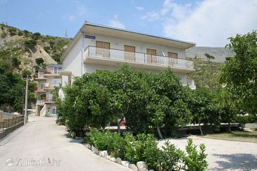 Property Duće (Omiš) - Accommodation 2731 - Apartments near sea with sandy beach.