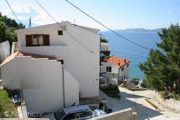 Property Mimice (Omiš) - Accommodation 2736 - Apartments near sea with pebble beach.