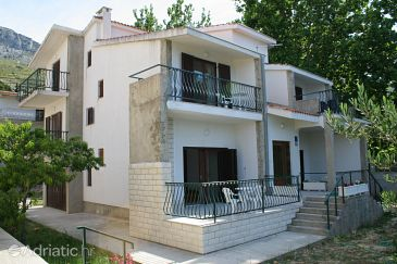 Property Duće (Omiš) - Accommodation 2746 - Apartments and Rooms near sea with sandy beach.