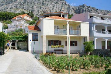 Obiekt Omiš (Omiš) - Zakwaterowanie 2751 - Apartamenty z piaszczystą plażą.
