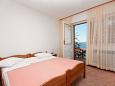 Bedroom - Room S-2752-a - Apartments and Rooms Brela (Makarska) - 2752