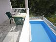 Terrace - Apartment A-2754-b - Apartments Mimice (Omiš) - 2754