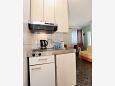 Kitchen - Apartment A-2797-f - Apartments Stanići (Omiš) - 2797