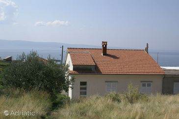 Sumpetar, Omiš, Property 2799 - Apartments with pebble beach.