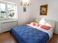 Bedroom 1 - Apartment A-2801-c - Apartments Duće (Omiš) - 2801
