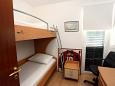 Bedroom 3 - Apartment A-2801-c - Apartments Duće (Omiš) - 2801
