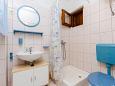 Bathroom - Studio flat AS-2802-b - Apartments Pisak (Omiš) - 2802