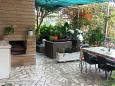 Courtyard Sumpetar (Omiš) - Accommodation 2807 - Apartments with pebble beach.