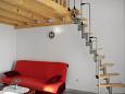 Living room - Apartment A-2812-e - Apartments Duće (Omiš) - 2812