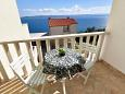 Balcony - Apartment A-2827-b - Apartments Pisak (Omiš) - 2827