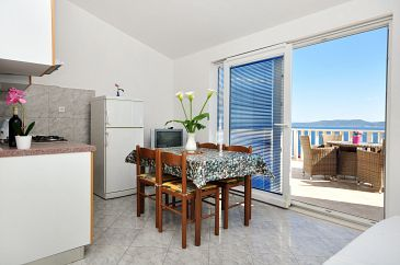 Apartment A-2827-e - Apartments Pisak (Omiš) - 2827
