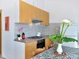 Kitchen - Apartment A-2827-e - Apartments Pisak (Omiš) - 2827