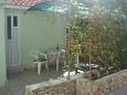Terrace - view - Studio flat AS-2835-b - Apartments Supetar (Brač) - 2835