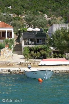 Property Luka Dubrava (Pelješac) - Accommodation 284 - Apartments near sea with pebble beach.