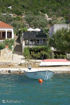 Property Luka Dubrava (Pelješac) - Accommodation 284 - Apartments near sea with pebble beach.