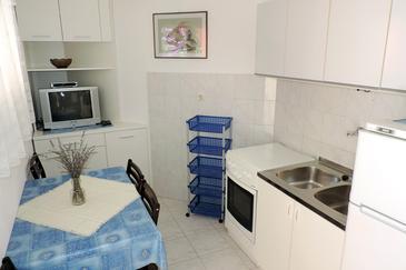 Mirca, Dining room u smještaju tipa apartment, dopusteni kucni ljubimci i WIFI.