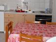 Bol, Dining room u smještaju tipa apartment, dostupna klima, dopusteni kucni ljubimci i WIFI.
