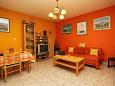 Pokój dzienny - Apartament A-2896-a - Apartamenty Supetar (Brač) - 2896