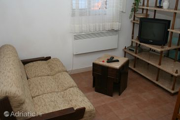 Postira, Living room u smještaju tipa apartment, WIFI.