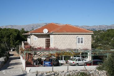 Property Povlja (Brač) - Accommodation 2917 - Apartments with pebble beach.