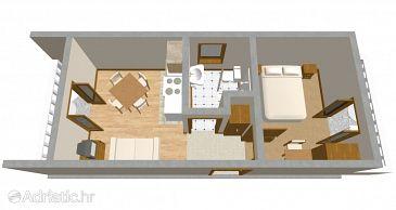 Apartment A-292-a - Apartments Zadar - Diklo (Zadar) - 292