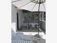 Taras 2 - Apartament A-2923-b - Apartamenty Splitska (Brač) - 2923