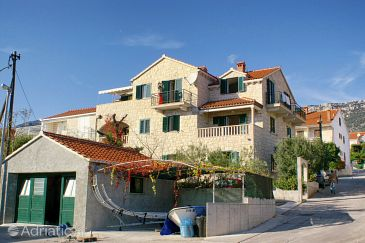 Property Bol (Brač) - Accommodation 2926 - Apartments and Rooms with pebble beach.
