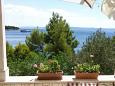 Terrace 2 - view - House K-2931 - Vacation Rentals Sumartin (Brač) - 2931
