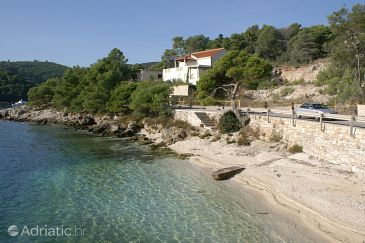 Property Sumartin (Brač) - Accommodation 2931 - Vacation Rentals near sea with pebble beach.