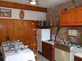 Kitchen 2 - Apartment A-2936-a - Apartments Povlja (Brač) - 2936