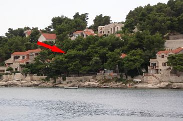 Property Puntinak (Brač) - Accommodation 2939 - Apartments near sea with pebble beach.