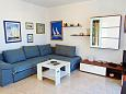 Living room - Apartment A-2950-a - Apartments Postira (Brač) - 2950