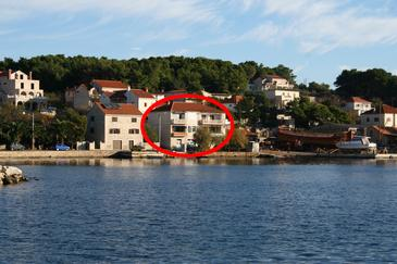 Property Sumartin (Brač) - Accommodation 2953 - Apartments and Rooms near sea.