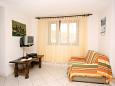 Living room - Studio flat AS-2954-a - Apartments Povlja (Brač) - 2954