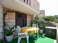 Terrace - Studio flat AS-2954-a - Apartments Povlja (Brač) - 2954