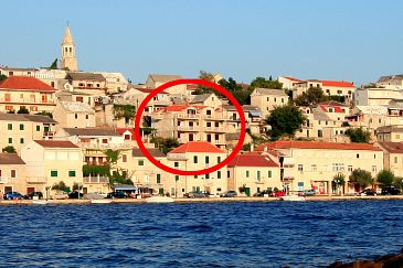 Property Povlja (Brač) - Accommodation 2958 - Apartments near sea.