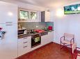 Mimice, Kitchen u smještaju tipa apartment, dopusteni kucni ljubimci i WIFI.