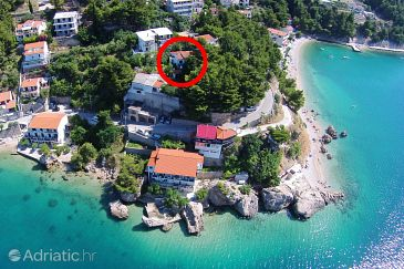 Property Mimice (Omiš) - Accommodation 2972 - Apartments near sea with pebble beach.