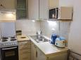 Kitchen - Apartment A-2973-c - Apartments and Rooms Lokva Rogoznica (Omiš) - 2973