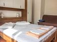 Bedroom - Studio flat AS-2973-b - Apartments and Rooms Lokva Rogoznica (Omiš) - 2973
