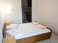 Bedroom - Studio flat AS-2973-d - Apartments and Rooms Lokva Rogoznica (Omiš) - 2973