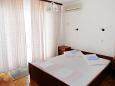 Bedroom - Room S-2973-a - Apartments and Rooms Lokva Rogoznica (Omiš) - 2973