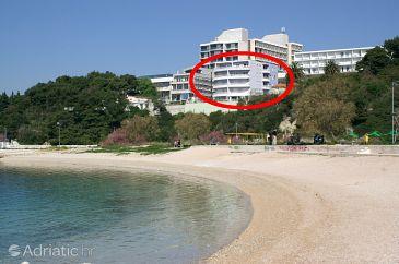 Property Split (Split) - Accommodation 2983 - Apartments near sea with pebble beach.