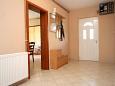 Mrljane, Hallway u smještaju tipa apartment, dostupna klima, dopusteni kucni ljubimci i WIFI.