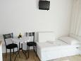 Bedroom - Studio flat AS-2992-c - Apartments Duće (Omiš) - 2992