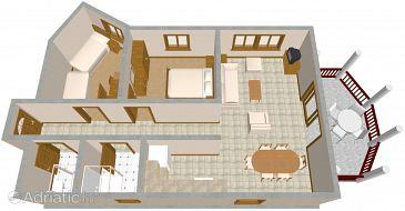 Apartment A-3013-e - Apartments Opatija (Opatija) - 3013