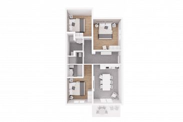 Apartment A-3015-a - Apartments Rabac (Labin) - 3015