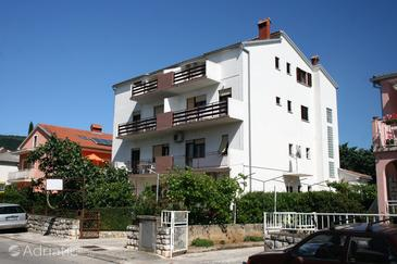 Property Selce (Crikvenica) - Accommodation 3030 - Apartments near sea.
