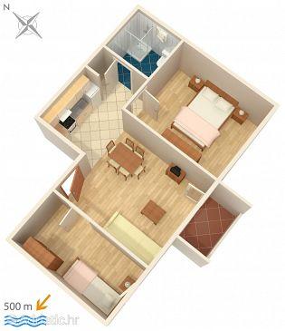 Apartment A-3042-b - Apartments Mali Lošinj (Lošinj) - 3042