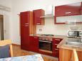 Kitchen - Apartment A-3046-a - Apartments and Rooms Babići (Umag) - 3046